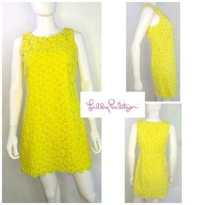 Lilly Pulitzer Lela Daisy Shift Dress